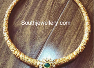 kanthi style necklace designs