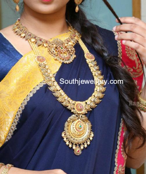 manepally necklace designs