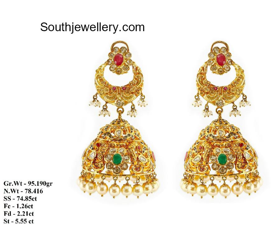 Jewellery Designs - Latest Indian Jewellery Designs 2018 ~ 22 ...