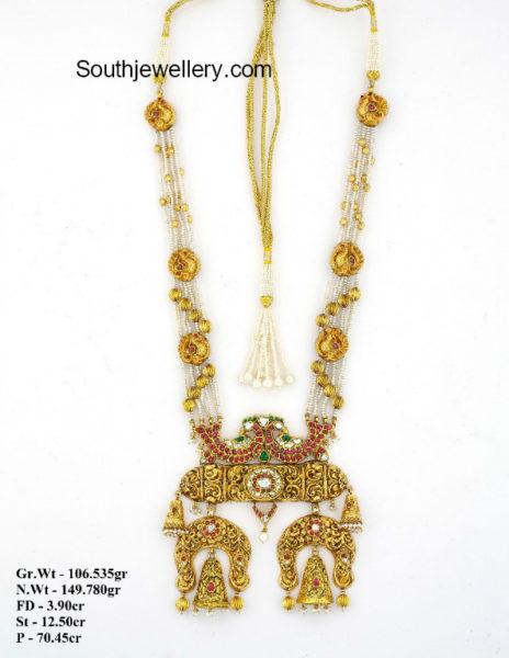 latest gold haram models