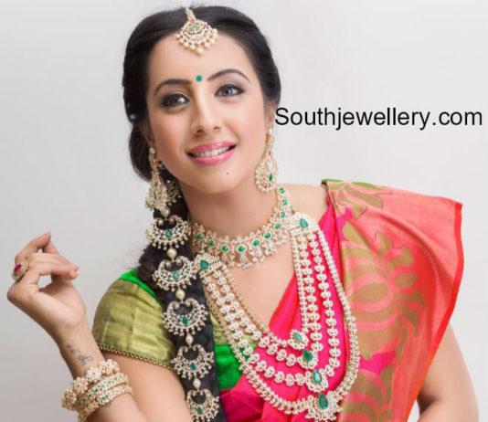 sanjana diamond jewellery raj diamonds