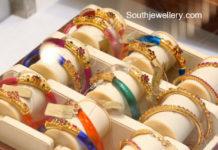 latest gold bangle models 2018