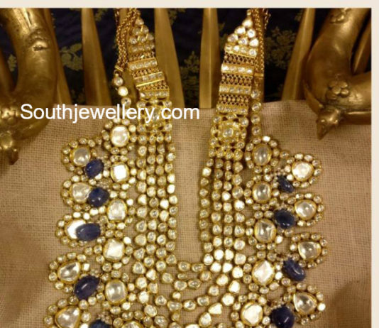 BRIDAL JADAU NECKLACE