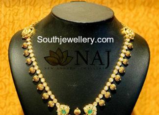 naj jewellery necklace designs