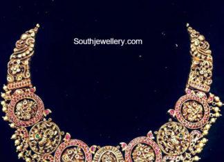 temple jewellery designs