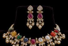 navrathan necklace