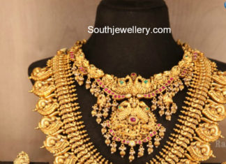 heavy gold necklace designs