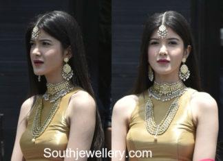 shanaya kapoor jewellery sonam kapoor wedding
