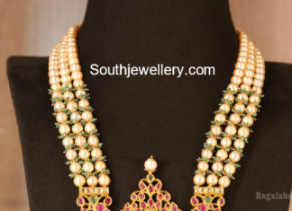 south sea pearl mala