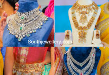 vasundhara diamond roof jewellery designs