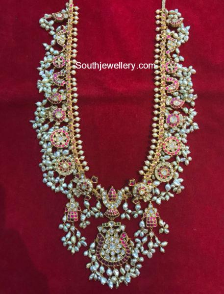 Jewellery Designs Latest Indian Jewellery Designs 2018 22 Carat