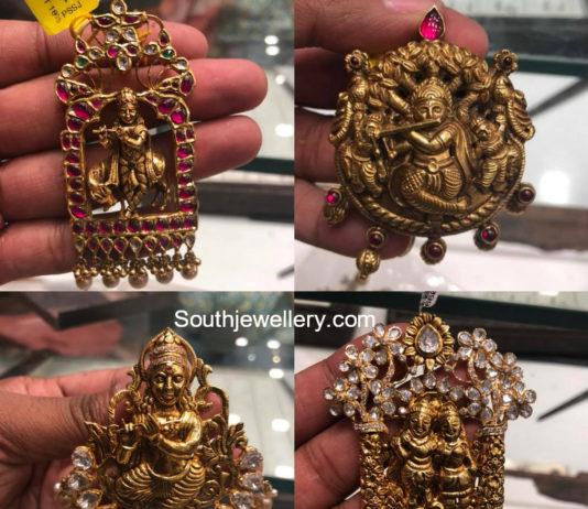 lord krishna pendants