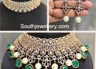 multipurpose diamond necklace