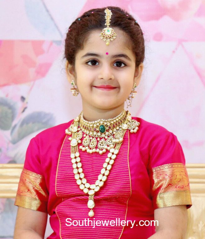 kids jewellery designs