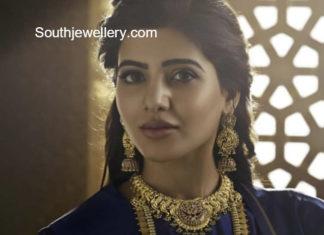 samantha jewellery ad