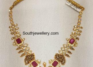cz pacchi necklace