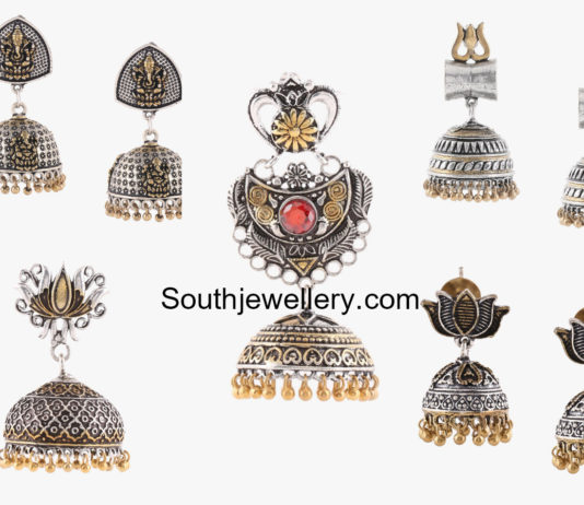 639b69780d One Gram Gold Jewellery latest jewelry designs - Jewellery Designs