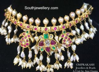 light weight guttapusalu necklace