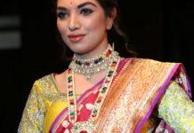 navrathan necklace and haram
