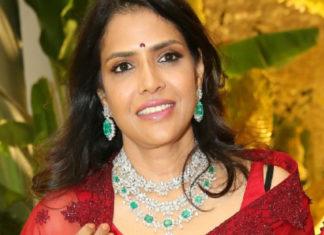 shalini bhupal diamond jewellery shriya bhupal wedding