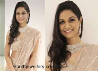 sneha reddy diamond jewellery