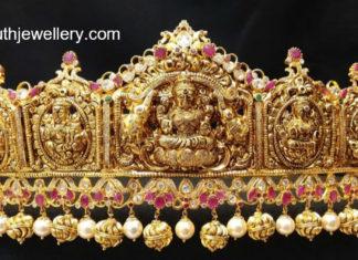 goddess lakshmi vaddanam