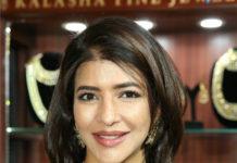 lakshmi manchu black dori necklace