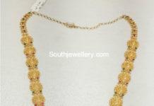 goddess lakshmi necklace
