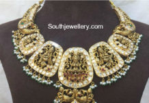 goddess lakshmi necklace