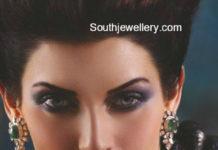 navrathan necklace set