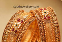 antique gold bangles