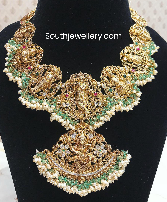 dasavataram necklace