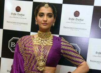 sonam kapoor bridal jewellery