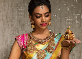 traditional gold jewellery for brides