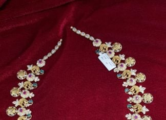 ram darbar necklace