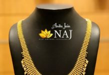 nakshi balls necklace