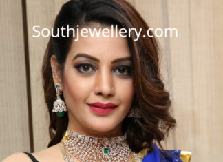diksha panth manepally diamond jewellery