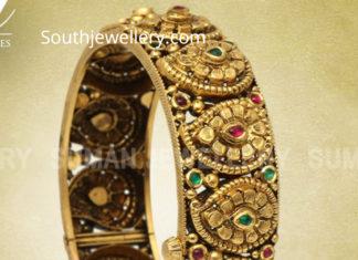gold kada designs
