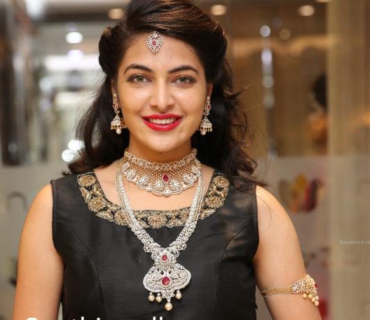 manepally diamond necklace designs