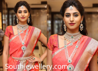 varshini sounderajan diamond jewellery manepally