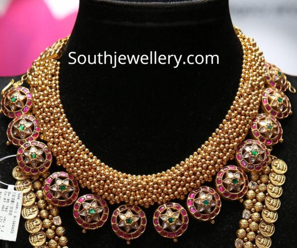 gajjalu necklace