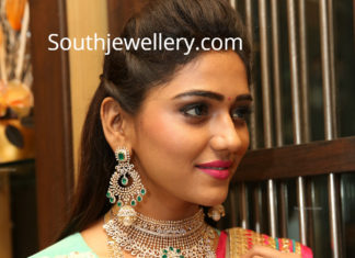 diamond necklace collection by manepally diamond necklace collection by manepally
