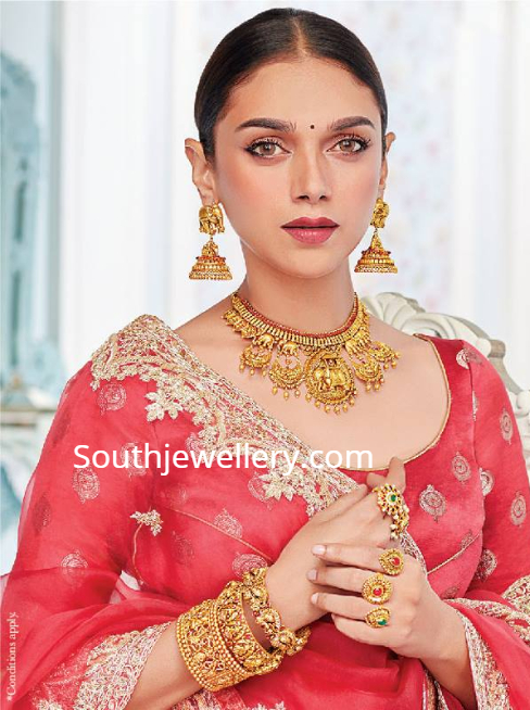 grt jewellers gold necklace designs