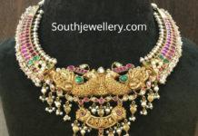 parinicaa jewellery necklace designs
