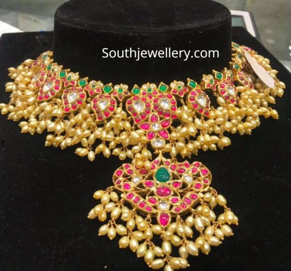 mango guttapusalu necklace