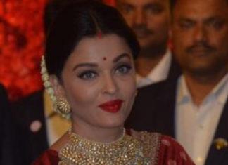 aishwarya rai in sabyasachi choker