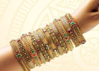 antique gold bangles grt jewellers
