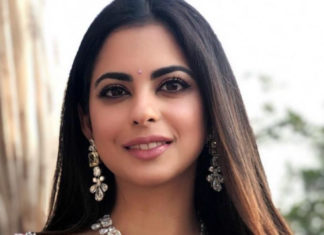 isha ambani wedding jewellery