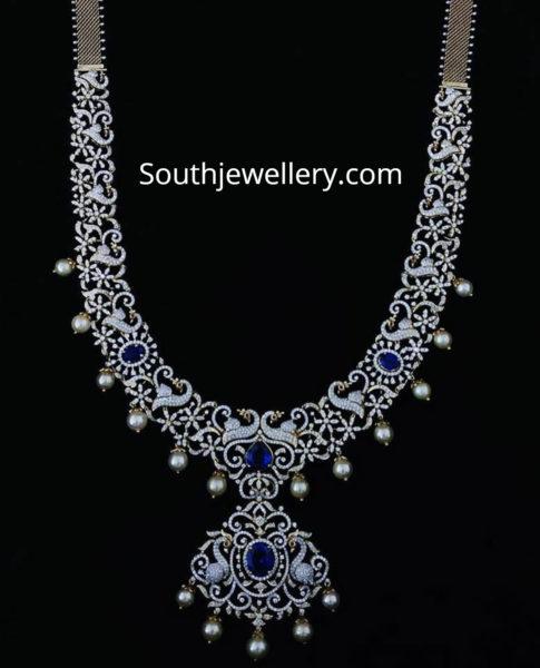 peacock diamond haram