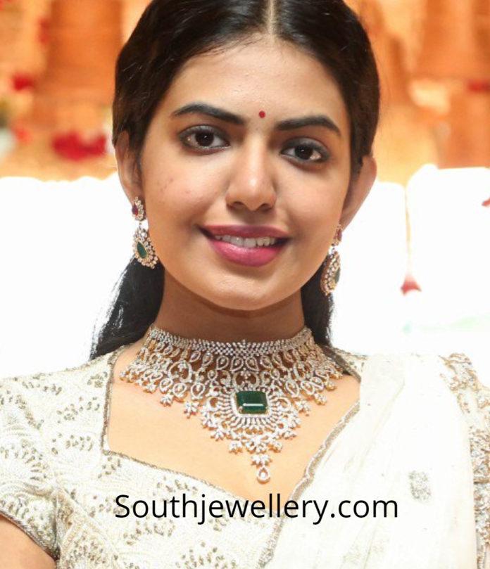 Diamond Necklace Latest Jewelry Designs